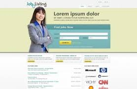 Auction Website Template Wonderful Job Website Templates Free Job Portal Templates PHPJabbers