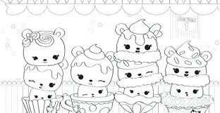 Cute Num Nom Coloring Pages Free Coloring Pages Coloring Pages N