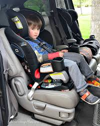 Graco Extend2Fit 3-in-1 Convertible Car Seat forward facing with 4 year old Review Featuring