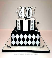 Birthday Cake Male 40th Birthday Cake Ideas Male Decorating For