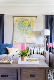 floor lighting for living room. Emily Henderson_Floor Lamps_Roundups_Example Photos_8 Floor Lighting For Living Room H