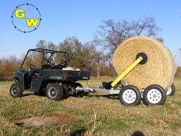 GrassWorks Hydraulic Hay Bale Handler - GrassWorks Manufacturing