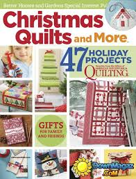 Quilt it For Christmas Magazine images & Quilt it For Christmas Magazine Christmas Quilts More Usa. Christmas Quilts  More Usa. Source Abuse Report Adamdwight.com