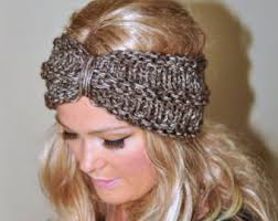 Knit Ear Warmer Pattern Amazing New Knit Ear Warmer Headband Pattern Turban Headband Crochet Head