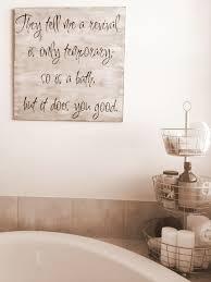 Decorating A Bathroom Wall Bathroom Wall Decor Etsy