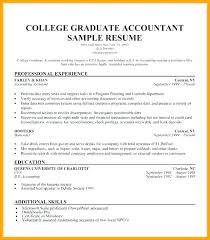 Resume Template For College Graduate Best Recent Graduate Resume Examples College Graduate Resume Resume