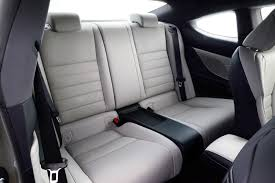 lexus lc backseat. lexus rc300h 2.5 rear seat lc backseat