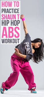 how to practice shaun t hip hop abs workout