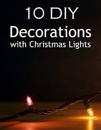 diy christmas lighting. Contemporary Lighting With Diy Christmas Lighting