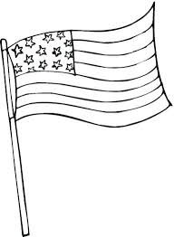 Usa Flag Coloring Pages Flag Coloring Page American Flag Coloring