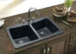 black granite kitchen sink black granite sink kitchen sinks splendid black granite sink and faucet and
