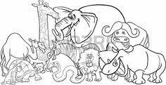 Stock Vector   <b>Black</b>, <b>white cartoon</b>, <b>Cartoon</b> coloring pages, <b>Cartoon</b> ...
