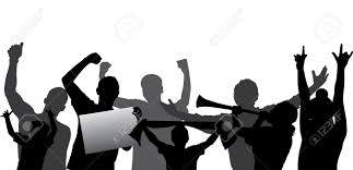 sports crowd clipart. crowd clipart the best sports l