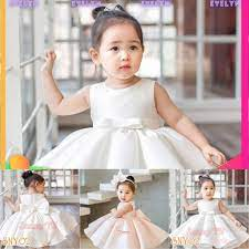 Váy Trẻ Em Váy Bé Gái Evelyn Thời Trang Cho Bé Gái 0-9 Tuổi Mặc Dự Tiệc  Sinh Nhật giảm tiếp 368,000đ