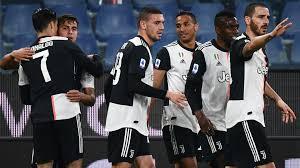 Sampdoria-Juventus 1-2: Dybala e Ronaldo tengono Madama in ...
