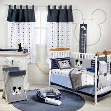 baby boy blue mickey mouse crib bedding