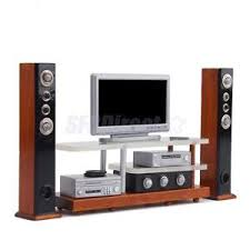 sound system for tv. image is loading dollhouse-miniature-flat-screen-tv-amp-surround-sound- sound system for tv ebay