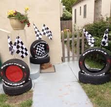 Cars Party Decorations Pixar Cars Birthday Party Decorations Tips On Car Movie Birthday