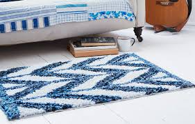 turn your old denim into a stunning rug