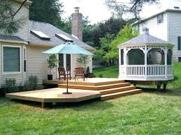 wood deck patio ideas patio ideas for small yards large size of home design backyards wooden decks patios