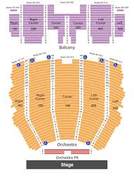 Centennial Concert Hall Seating Chart Buy The Bachelor Live On Stage Tickets Seating Charts For