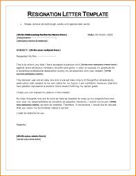10 Resignation Letter Samples For Nurses Proposal Sample