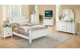 white full bedroom set photo - 1