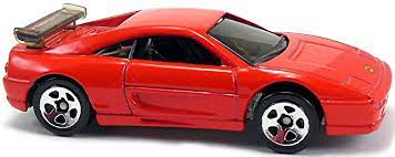 Plastic bottom, five spoke wheels and a plastic wing ferrari 355 video review shows up close hd detailed imagery of the hotwheels ferrari f355 challenge with red paint and white flames. 1999 Hot Wheels Ferrari F355 Challenge
