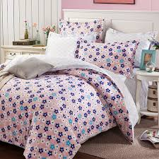 exquisite pink and white cotton bedding set 1 600x600 exquisite pink and white cotton bedding