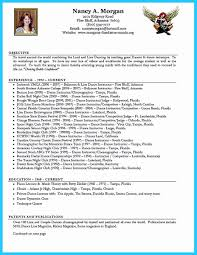 Dance Resume Example Of A Dance Resume Beautiful Brain Case Study Phineas Gage 71