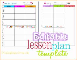 Teacher Weekly Planners Elementary School Lesson Plan Template Best Of Teachers Weekly