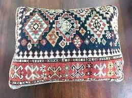 persian rug pillows oriental rug pillows vintage antique century large pillow regency carpet persian carpet pillows persian rug pillows