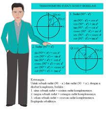 Pada segitiga terdapat dua hal yang dapat diukur, yaitu: Kumpulan Soal Dan Pembahasan Trigonometri Sudut Berelasi
