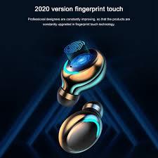 <b>F9 6 TWS Wireless Bluetooth</b> Earphones Waterproof Handsfree ...