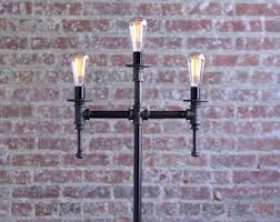 industrial lighting bare bulb light fixtures. Perfect Industrial Floor Lamp Industrial  Furniture Bare Bulb Edison Gothic  Steampunk Lamps In Lighting Light Fixtures