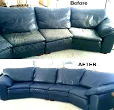 couch paint leather sofa can you furniture for painted green fabric spray coach painters newark