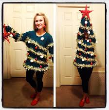 UGLY CHRISTMAS SWEATER DIY Stuck In The Chimney 2012  Ugliest Ugly Christmas Sweater Craft Ideas