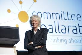 committee for ballarat held its first round table dinner for 2019 on friday 15 march with sir bob geldof as the guest speaker