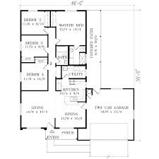1400 square foot house plans astounding square feet house sq ft house plans 4 bedrooms unique 1400 square