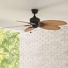 ceiling fan indoor outdoor screened