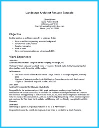 Landscaping Resume Examples Landscape Supervisor Resume Examples Design Samples Landscaping 56
