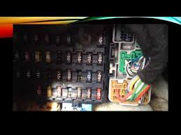 ford mondeo where are the fuse boxes youtube ford mondeo st tdci fuse box diagram at Ford Mondeo Fuse Box