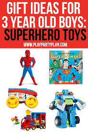 The absolute best toys for 3 year old boys who love superheroes 25 Amazing Gifts \u0026 Toys Year Olds Who Have Everything
