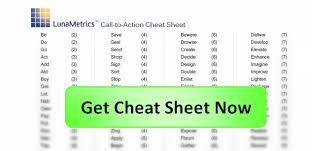 call to action cheat sheet for writing effective ppc ad copy