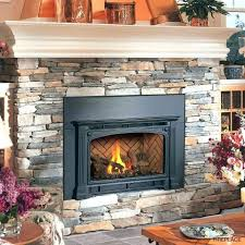 replacing gas fireplace insert