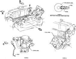 repair guides vacuum diagrams vacuum diagrams com 8 vacuum hose routing for the tcs system 1971 72 6 cylinder engines