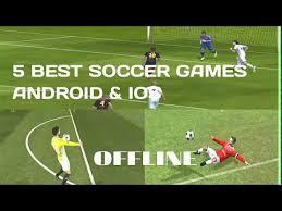 free offline soccer football games
