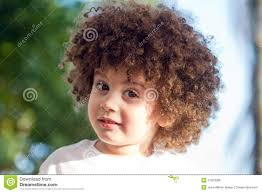 Light Skin Boys With Curly Hair Cute Curly Hair Kid Stock Photo Image Of Cheerful