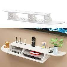 white floating shelf wall shelves dvd