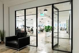 office sliding door. Exellent Sliding 151022_Sierra39 Benefits Of Hinged Doors Throughout Office Sliding Door